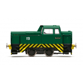 Hornby R3576 Barrington Light Railway Sentinel 4wDH No. 19