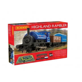 Hornby R1220 OO Gauge Highland Rambler Train Set