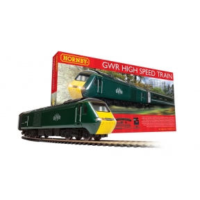Hornby R1230 OO Gauge GWR High Speed Train Set