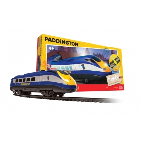 Hornby R1247 OO Gauge Hornby Junior Paddington Bear Train Set