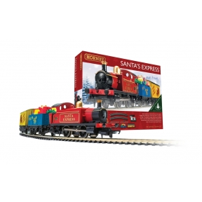 Hornby R1248 OO Gauge Santa's Express Train Set
