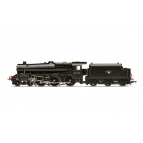 Hornby R3805 LMS Black 5 5MT 4-6-0 45379 BR Black Late Crest
