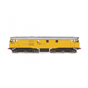 Hornby R3745 Class 31 A1A-A1A 31602 'Driver Dave Green' Network Rail Yellow