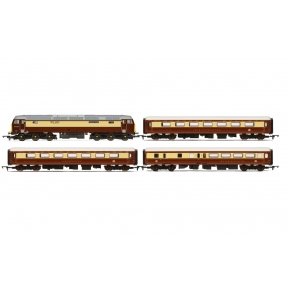 Hornby R3697 DRS 'Northern Belle' Train Pack