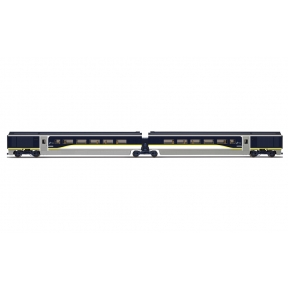 Hornby R4580 Eurostar Class 373/1 e300 Divisible Centre Saloons Coach Pack