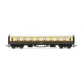 Hornby R4679A Collett Bow Ended Corridor Third Corridor GWR