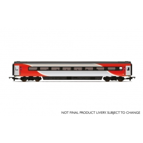 Hornby R4930 Mk3 Coach Trailer Standard Disabled (TSD) LNER