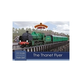 Bachmann 30-165 The Thanet Flyer Train Set
