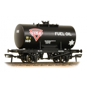 Bachmann 38-779 Class B 14 Ton Anchor-Mounted Tank Wagon 'Fina' Black