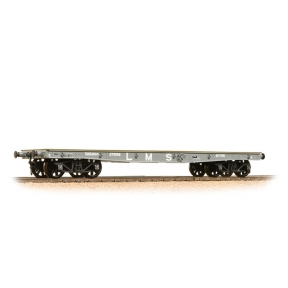 War Office 'Parrot' Bogie Wagon LMS Grey