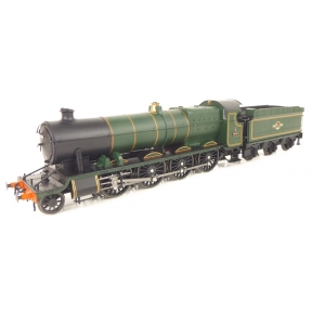 Class 47xx 2-8-0 4709 BR Lined Green (GWS New Build)