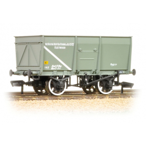 16 Ton Steel Sloped Mineral Wagon 'Boston Deep Sea Fishing'