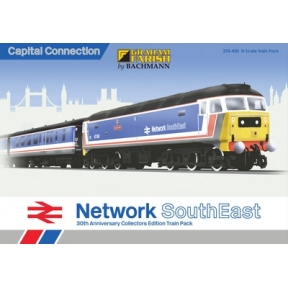 Graham Farish 370-430 Capital Connection Network SouthEast 30th Anniversary Pack
