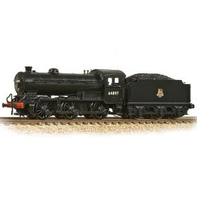Graham Farish 372-401A LNER J39 with 4200 Gallon Tender 64897 BR Black Early