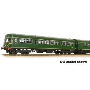 Graham Farish 371-508 Class 101 2-Car DMU BR Green Speed Whiskers