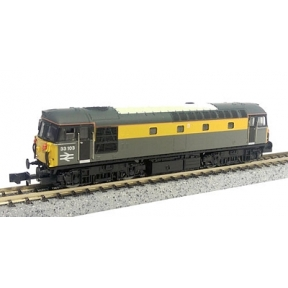 Dapol 2D-001-021 BR Class 33/1 33103 Engineers Dutch Livery