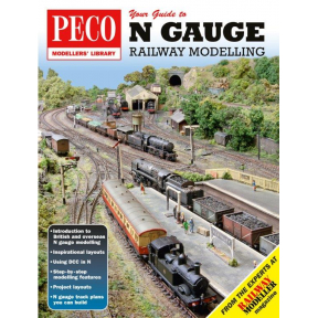 Peco PM-204 Your Guide to Railway Modelling