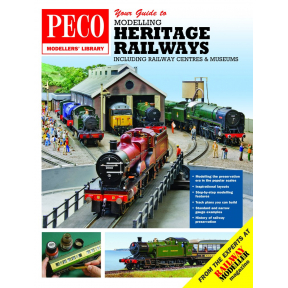 Peco PM-210 Your Guide To Modelling Heritage Railways