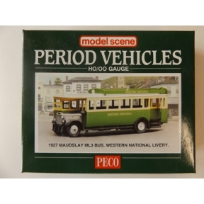 Modelscene 5133 Maudsley Bus - Western National