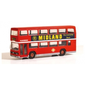 Modelscene 5501 Bus Kit Leyland Olympian London Riverside