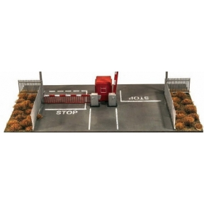 Wills SSM323 OO Gauge OO Gauge Modern Security Gate