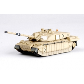 Easy Model 35012 Challenger II Tank Iraq 2003 Plastic Model