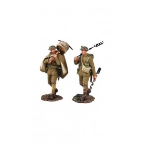 1916-18 British Infantry 'The Work Party' Set No.2