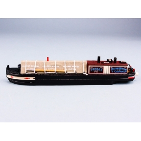 20cm Working Canal Boat Ferret