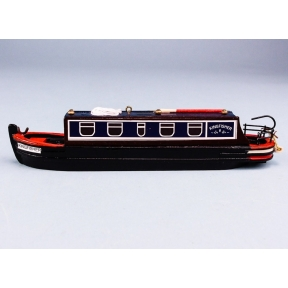 20cm Leisure Canal Boat Kingfisher