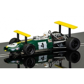 Scalextric Bradham BT26A as driven by Jacky Lckx