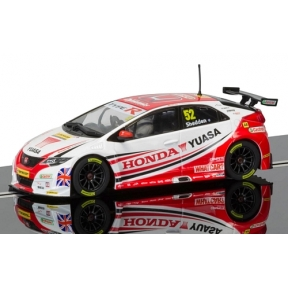 Scalextric BTCC Honda Civic Type R - Gordon Shedden 2015 - New Tooling