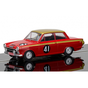 Scalextric Ford Cortina Alan Mann Racing