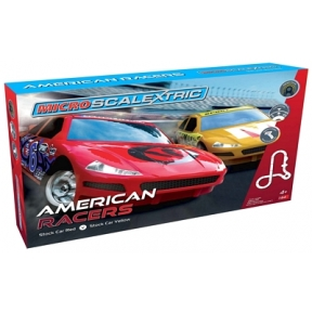 American Stock Cars Set (Mains Powered)