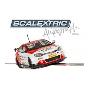 Scalextric BTCC MG6 Autograph Series