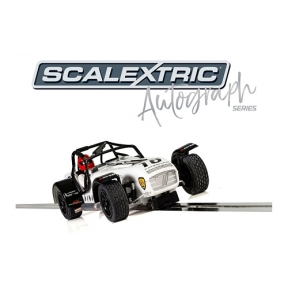 Scalextric Autograph Series Caterham Superlight David Robinson