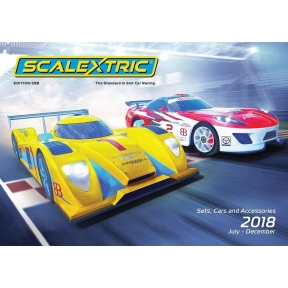 Scalextric Catalogue Jul - Dec 2018