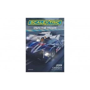 Scalextric 2019 Catalogue