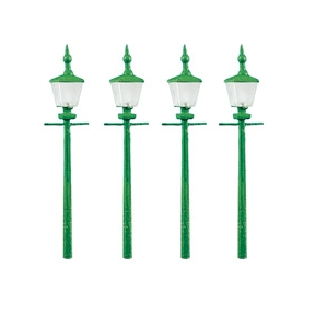 Ratio 213 N Gauge Staion/Street Lamps