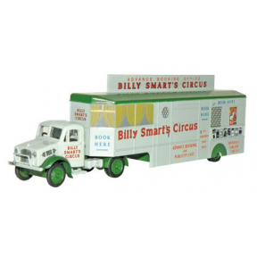 Oxford Diecast Bedford OX Booking Office Billy Smarts Circus