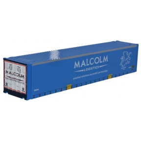 Oxford Diecast Container WH Malcolm