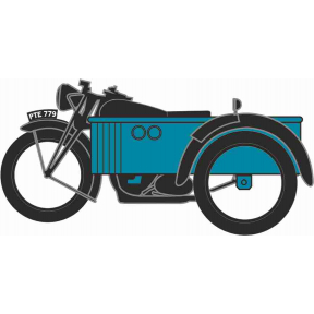 Motorbike and Sidecar RAC