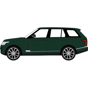 Range Rover Vogue Aintree Green Metallic