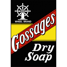 Oxford Diecast Accessories Pallet Load Gossages Dry Soap