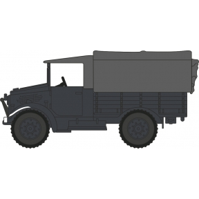 Oxford Diecast Bedford MWD Captured Luftwaffe