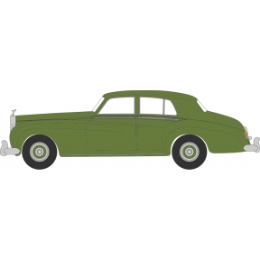 Rolls Royce Silver Cloud I Smoke Green