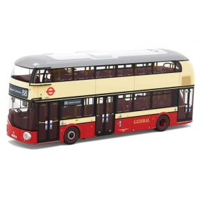 Corgi New Routemaster Go Ahead London 88 Clapham Common