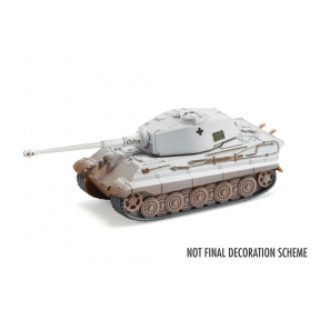 Corgi King Tiger Tank sSSPzAbt 501 France 1944