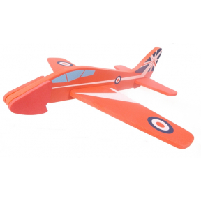 Red Arrow Foam Catapult Glider