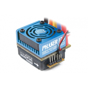 Phaser 120 1 10 Scale Brushless Pro Sensored ESC