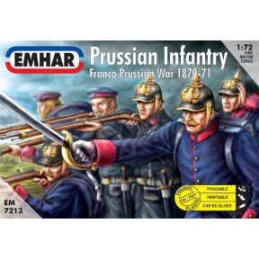 Prussian Infantry